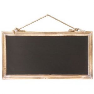 Framed Hanging Chalkboards