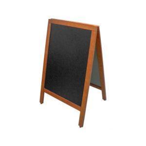 Produce A-Frame Chalkboards