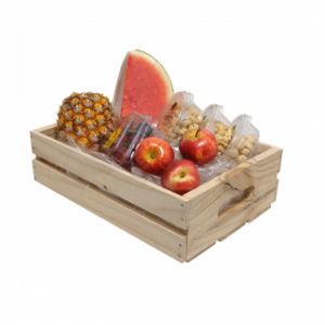 Wooden Crates for Catering