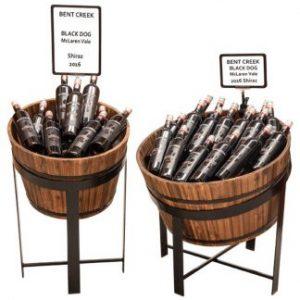 Wooden Barrels For Wine & Spirits