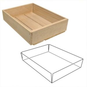 Produce Soft & Rigid Wooden create Liners