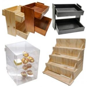Counter Top Displays for Catering