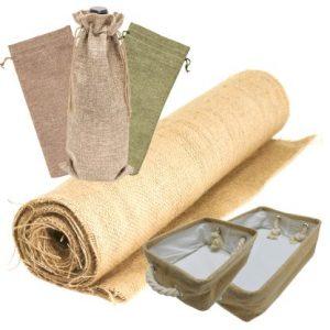 Baskets, Bags & Hessian Matting