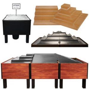 Produce Bins, Tops & Accessories
