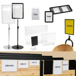 Signage & Ticketing For Catering