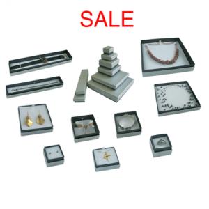 Metallic Swivel Top Boxes - 90 Series >> SALE - 50% OFF <<