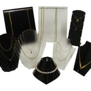 DISPLAYS - NECKLACE & CHAINS
